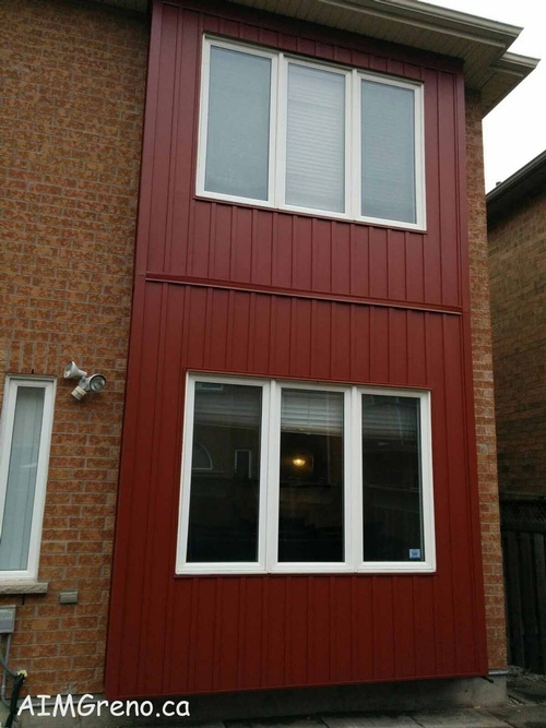 Siding Replacement Newmarket by Siding Contractor - AIMG Inc