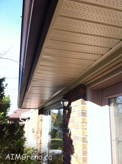 Soffit Fascia Repair Newmarket by AIMG Inc