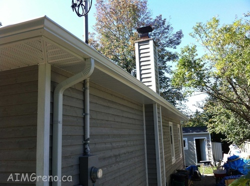 Soffit Fascia Replacement Keswick by AIMG Inc