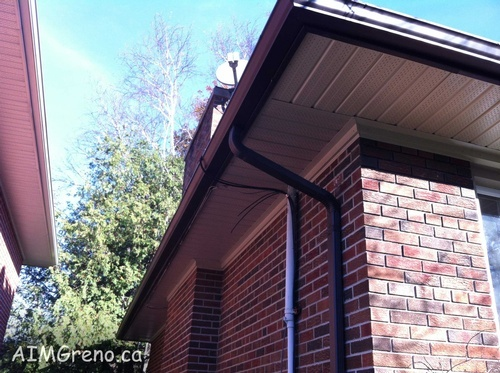 Soffit Fascia Replacement Cookstown by AIMG Inc