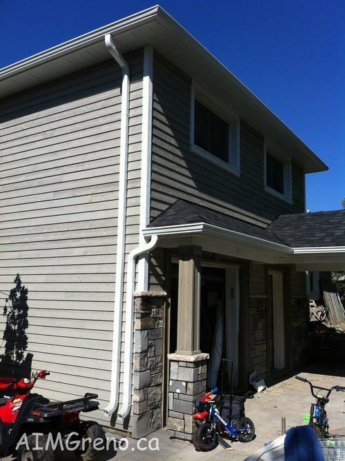Soffit Fascia Replacement Lloydtown by AIMG Inc