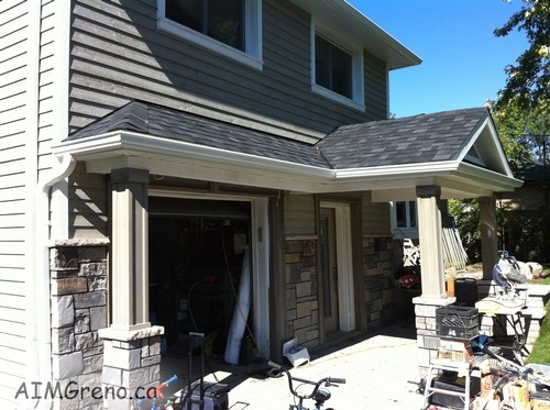 Soffit Fascia Replacement Stouffville by AIMG Inc