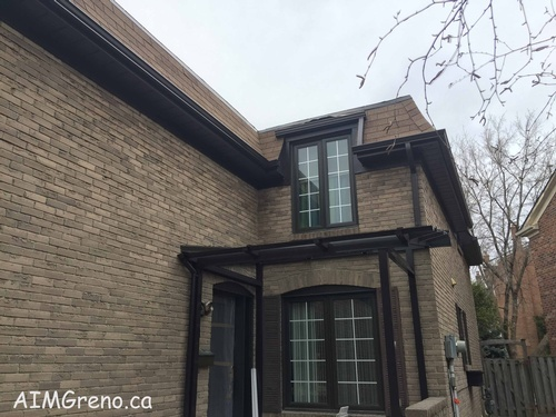 Soffit and Fascia Installation by AIMG Inc