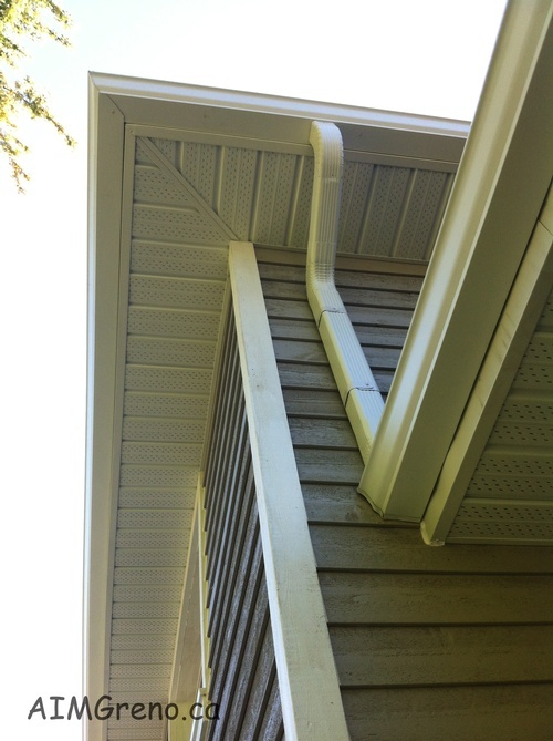 Soffit Fascia Installation Newmarket by AIMG Inc