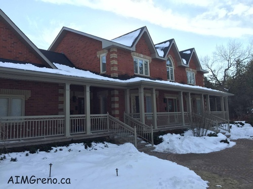 Soffit Fascia Repair Aurora by AIMG Inc