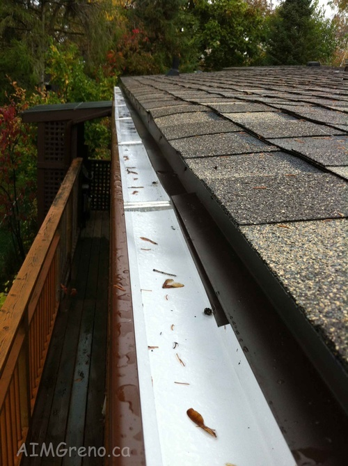 Eavestrough Repair by AIMG Inc General Contractors in Toronto
