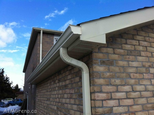 Eavestrough Repair Scarborough by AIMG Inc General Contractors