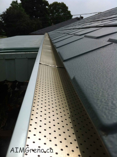 Eavestrough Replacement Bolton by AIMG Inc General Contractors