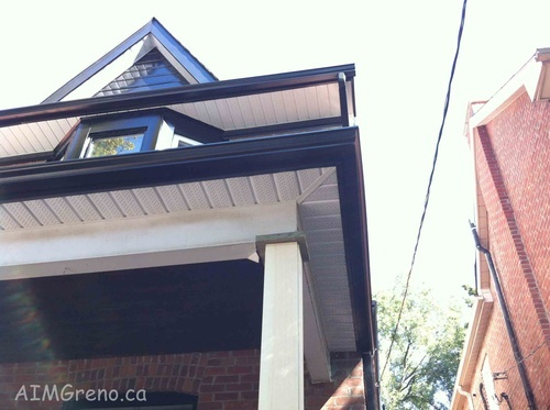 Eavestrough Replacement Scarborough by AIMG Inc General Contractors