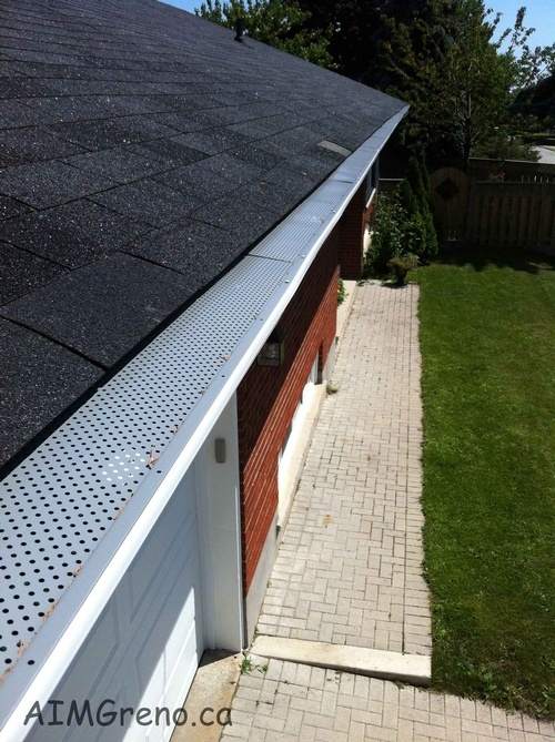 Eavestrough Replacement Lloydtown by AIMG Inc General Contractors