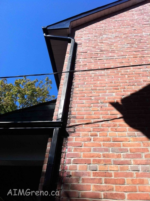 Gutter Repair by AIMG Inc General Contractors in Toronto