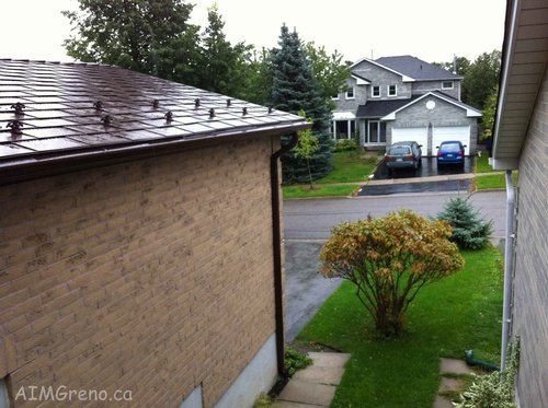 Gutter Replacement by AIMG Inc General Contractors in Markham