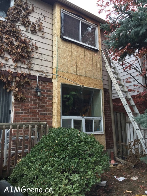 Siding Replacement Services by Siding Contractor - AIMG Inc in Toronto