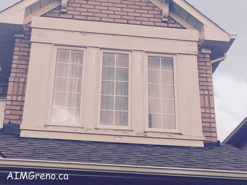 Before Window Replacement Service by  AIMG Inc