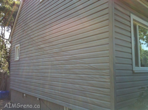 Siding Replacement Services by Siding Contractor -AIMG Inc