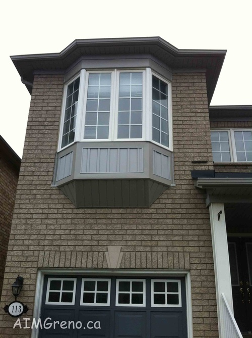 Aluminium Window Capping by AIMG Inc in Markham
