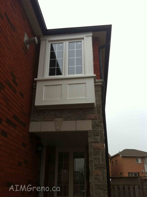 Aluminium Window Capping by AIMG Inc in King