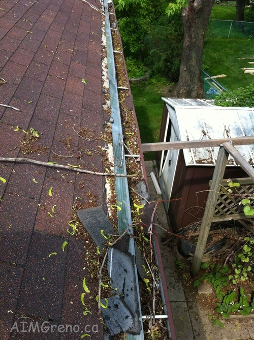Gutter Cleaning Aurora- AIMG Inc
