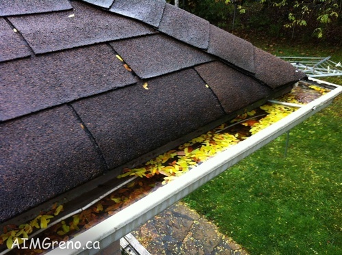 Gutter Cleaning Stouffville - AIMG Inc