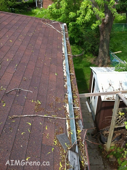 Gutter Cleaning Schomberg - AIMG Inc