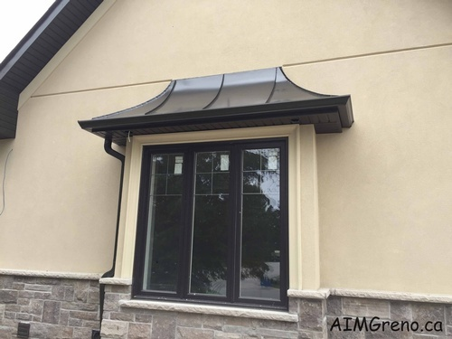 Aluminium Capping for Windows by AIMG Inc