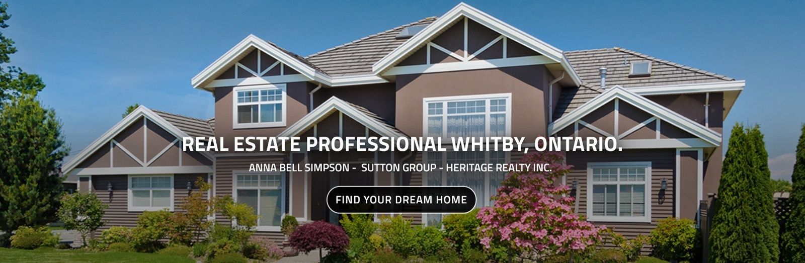 Professional Real Estate Agent Whitby, Ontario | Durham Real Estate