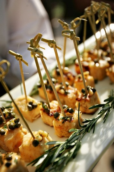 hors d'oeuvres catering austin
