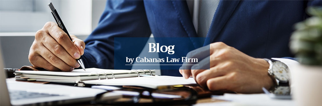 Blogs Cabanas law firm