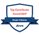 Top contributor awards 2016