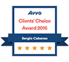 Avvo clients choice 2016