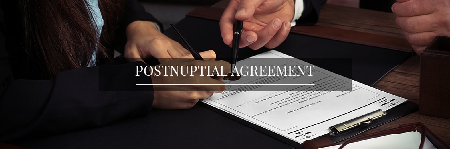 Postnuptial Agreements Law Firm Pembroke Pines FL