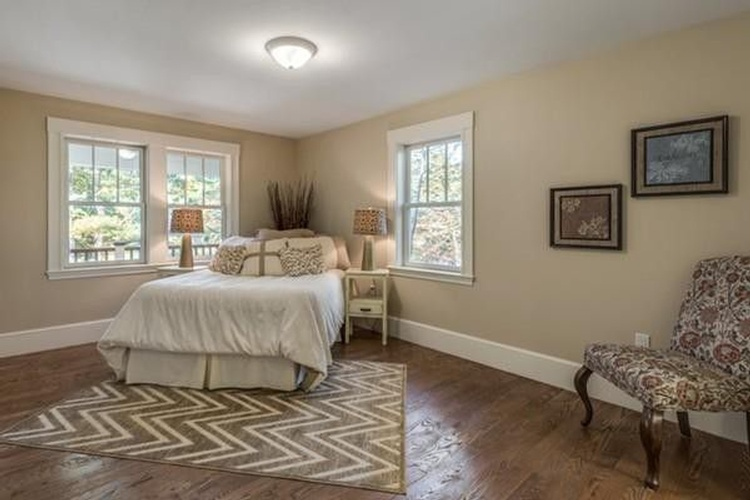 Bedroom Renovation in Acton MA