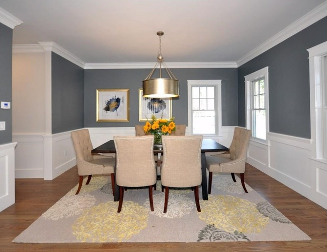 Interior Design For Living Room in Boston MA