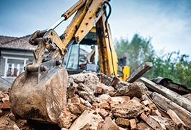 Demolition Services Pickering