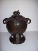 Buy Chinese Antique Hot Water Samovar Online at Give Me Shelter Design