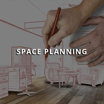 Interior Space Planning Services by Give Me Shelter Design