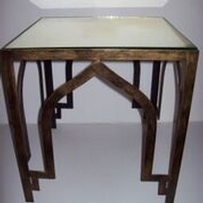 Almidi End Table - Buy Vintage Furniture Online Los Angeles at Give Me Shelter Design