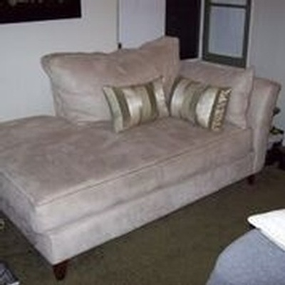 Pampa Custom Chaise Lounge - Buy Vintage Furniture Online Malibu at Give Me Shelter Design