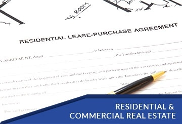 Residential & Commercial Real Estate