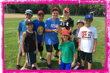 Sports Summer Camps Toronto Ontario