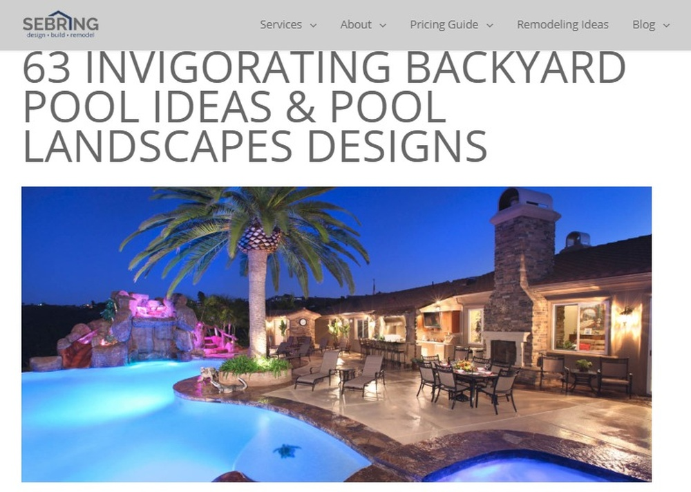 63 Invigorating Backyard Pool Ideas   Pool Landscapes Designs   Home Remodeling Contractors   Sebring Design Build.jpg