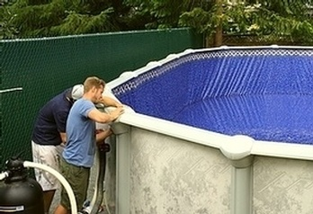 Swimming Pool Construction Surrey BC