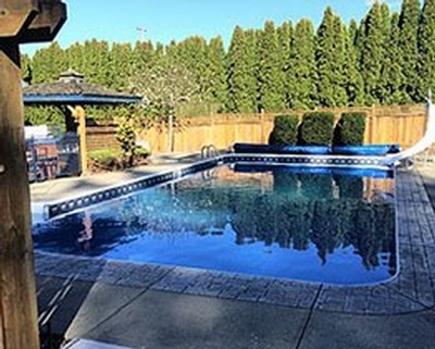 Vinyl Liner Pool Construction North Vancouver BC