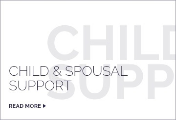 Child Support Richmond Hill Ontario