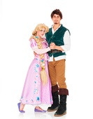 rapunzel prince royal couple entertainment parties toronto milton oshawa