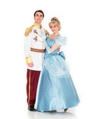 cinderella prince charming entertainment parties toronto milton oshawa