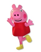 peppa pig mascot entertainment parties toronto milton oshawa