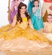 princess super hero performers gallery toronto milton oshawa