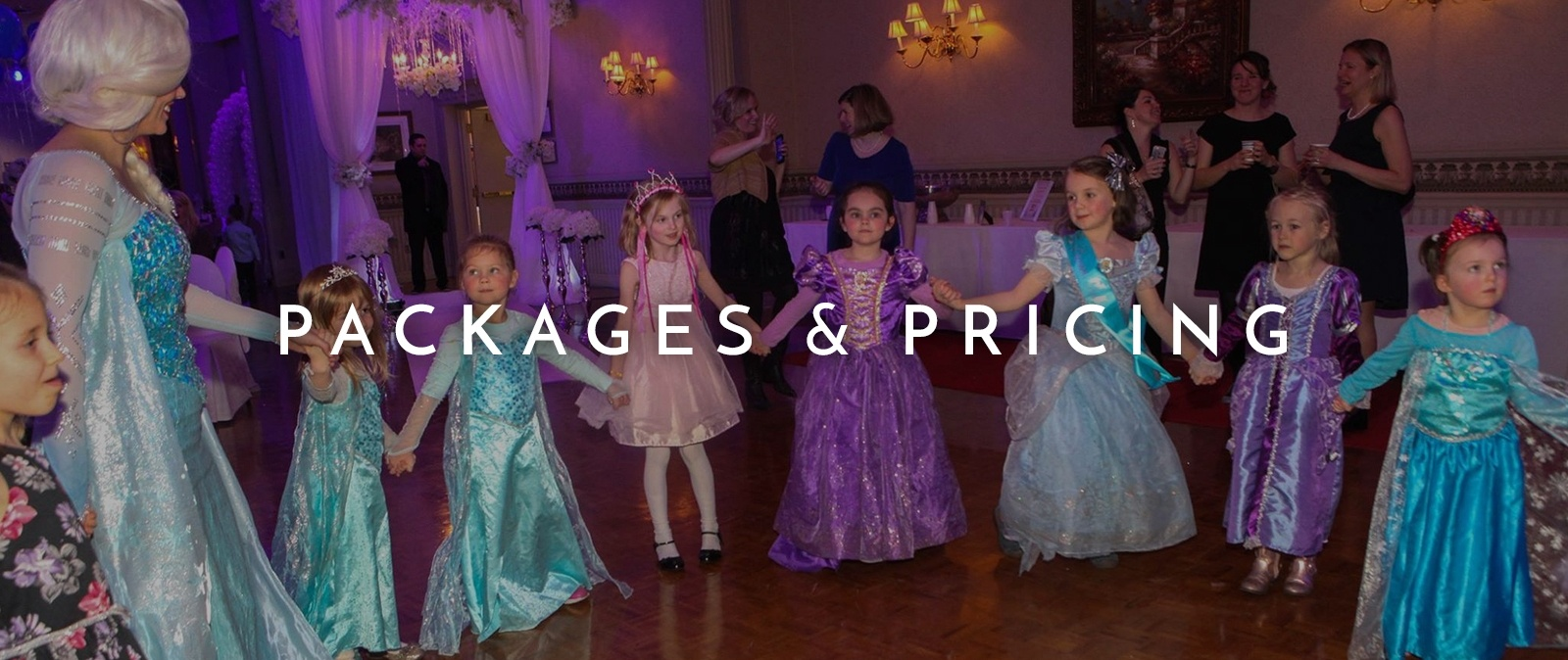 packages pricing toronto milton oshawa