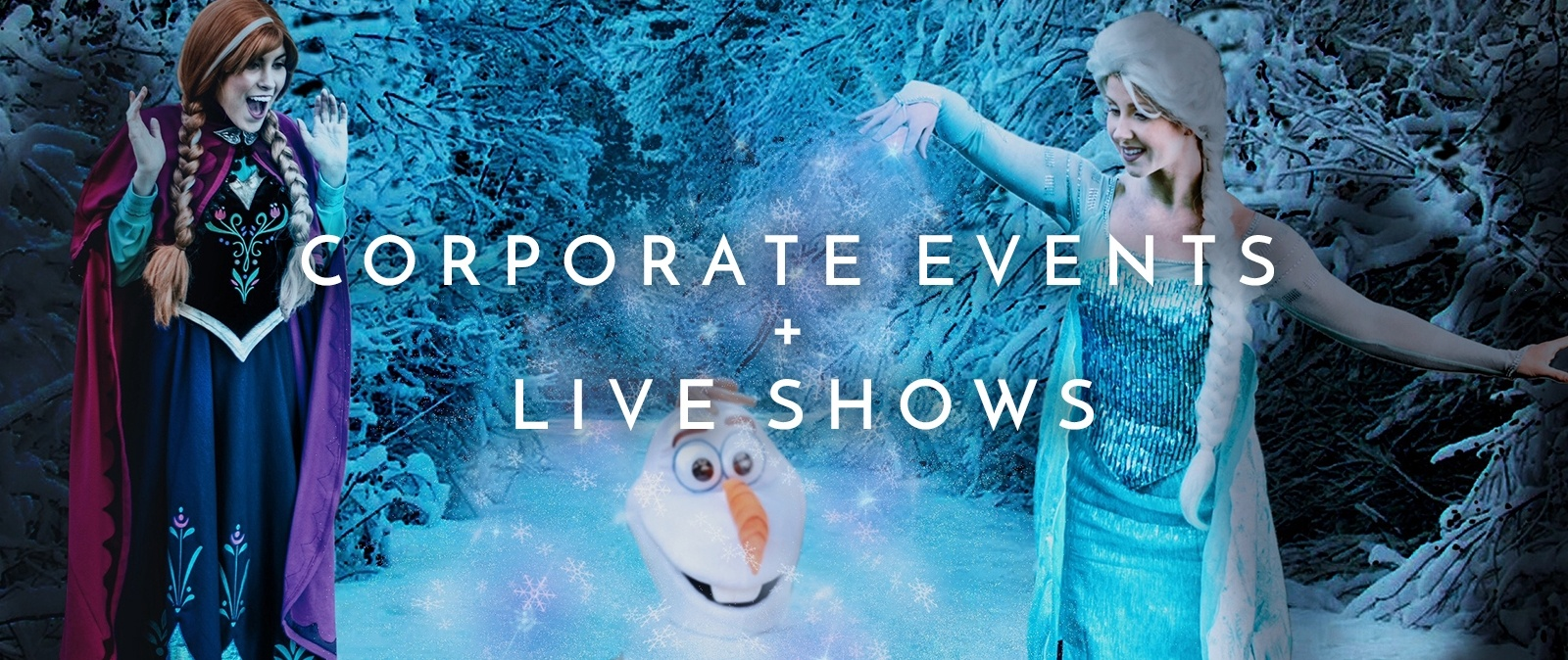 corporate live events character entertainment toronto milton oshawa